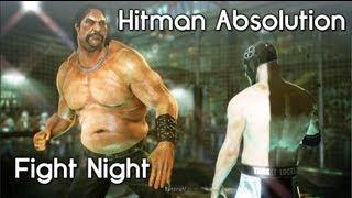 Hitman Absolution - Fight Night - Maximum Graphic Settings