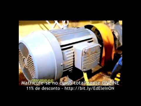 Vídeo Trabalho curso indústria têxtil