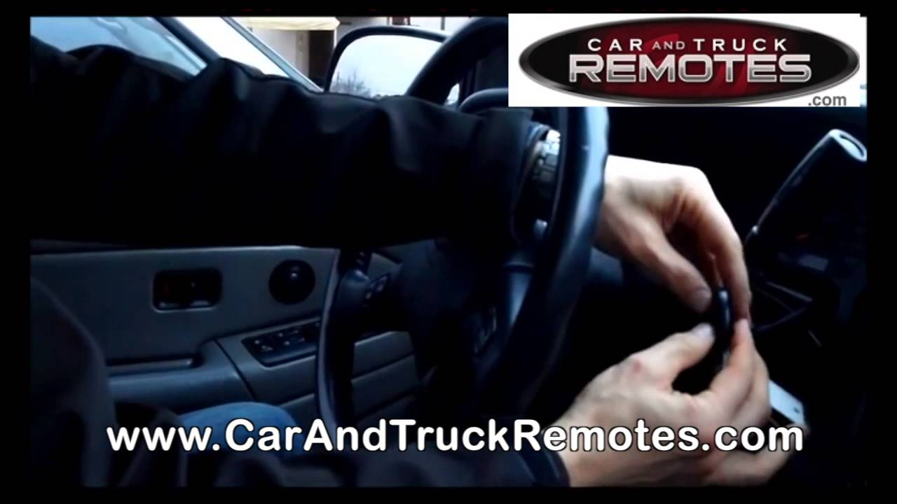 small resolution of chevy trailblazer replacement remote programming 2002 2006