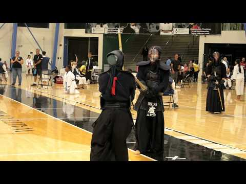 Kendo 2017 Nikkei Games 3 Dan Division: Round Robin 7