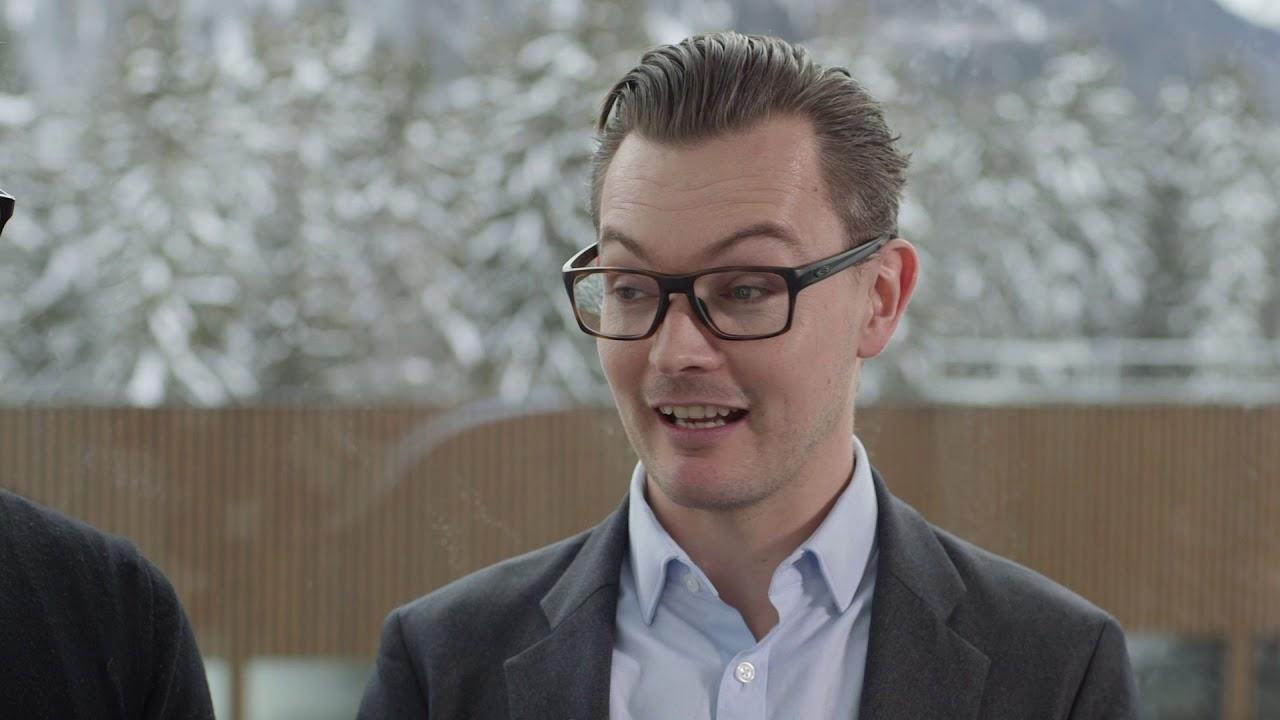 Hub Culture Davos 2019 - Prof. Olivier Oullier & James Hewitt
