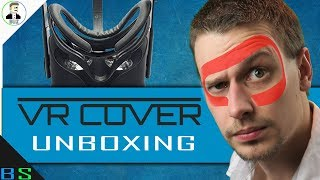 VR Cover Unboxing and 1st impressions for Oculus Rift