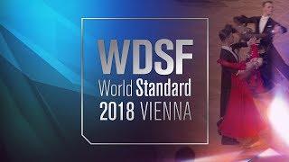Abel - Galkina, EST | 2018 World STD Vienna | R1 T