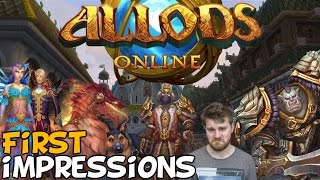 "Allods Online First Impressions ""Is It Worth Playing?"""