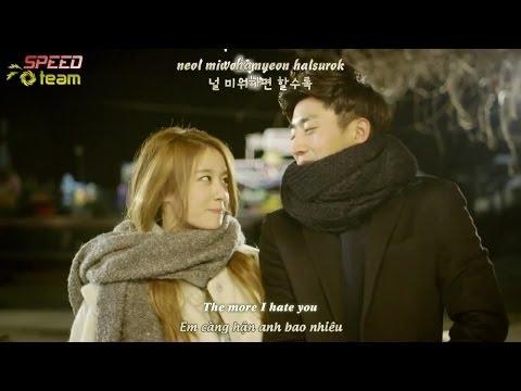 [Vietsub + Engsub + Kara] THE SEEYA & Son Ho-jun - More & More {Starring T-Ara Jiyeon}