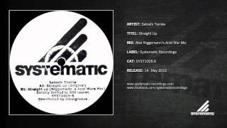 Satoshi Tomiie - Straight Up (Niggemann