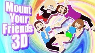HWSQ #114 - Die besten Dödel im Universum ● Let's Play Mount Your Friends 3D