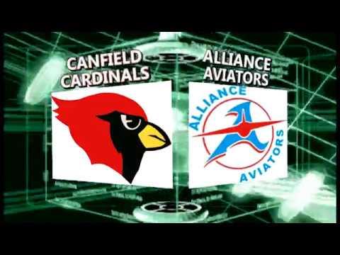 High School Football Canfield vs. Alliance 9-1-2017
