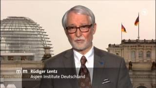 """""""Freundschaft gibt es zwischen Menschen, nicht zwischen Staaten"""" - Rüdiger Lentz zum No-Spy-Abkommen"""