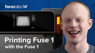 SLS: 3D Printing Fuse 1 End-Use Parts with the Fuse 1