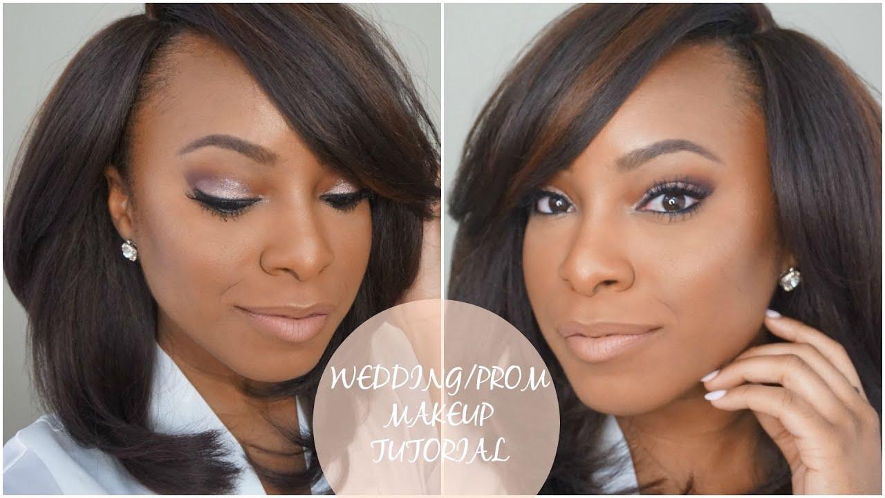 Wedding Makeup For Women Of Color