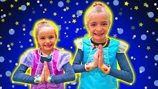 Las Ratitas se convierten en las princesas Shimmer and Shine