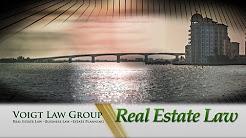 Real Estate Law | Voigt Law Group Sarasota FL