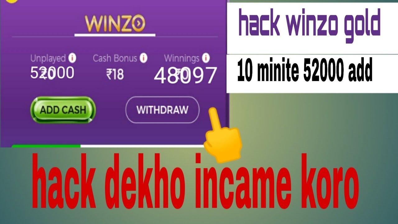 winzo gold hack 53278 hack koro