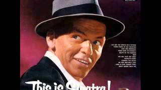 Frank Sinatra with Nelson Riddle Orchestra - My One and Only Love