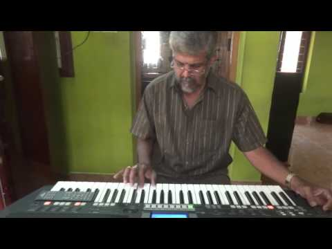 mein duniya bula doonga-aashqui, on keyboard with karaoke