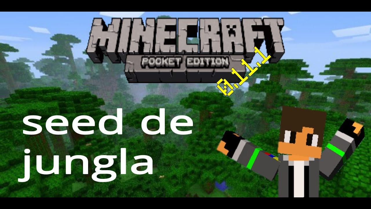 Seed De Jungla Minecraft Pe 0 16 0