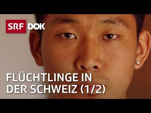 Auf euch hat hier niemand gewartet (1/2) | Flüchtlinge in der Schweiz | Doku | SRF DOK