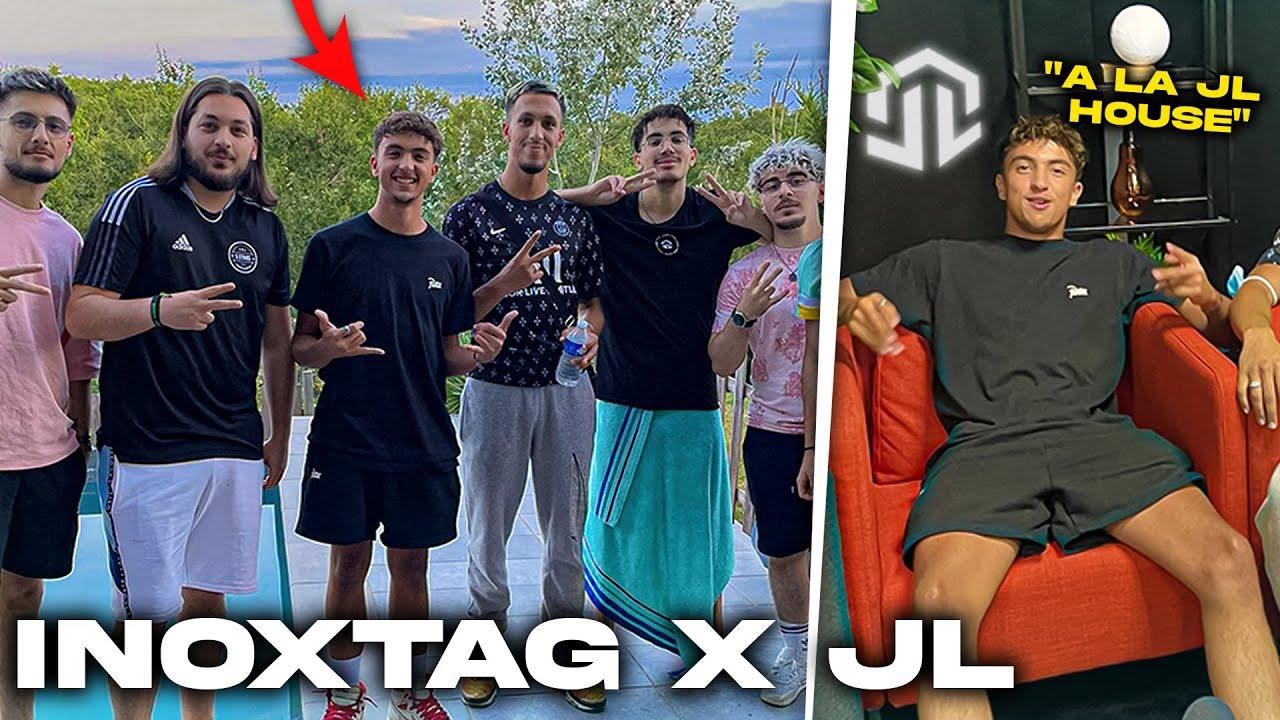 INOXTAG A LA JL HOUSE V3 !! JLAMARU TROLL SON TCHAT 😂😂 (best of twitch)