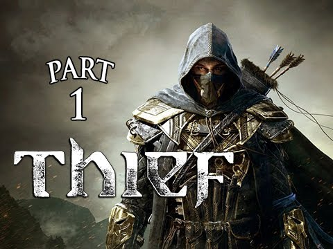 Thief Walkthrough Part 1 - Prologue The Drop ( PS4 XBOX ONE Gameplay Let's Play Commentary)