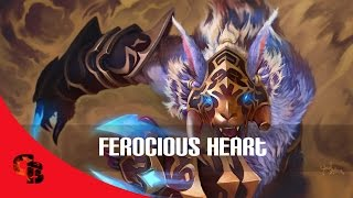 Dota 2: Store - Ursa - Ferocious Heart