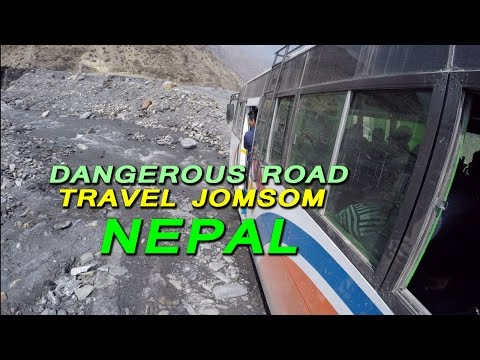 Jomsom Nepal (Crazy Road Travel Nepal)