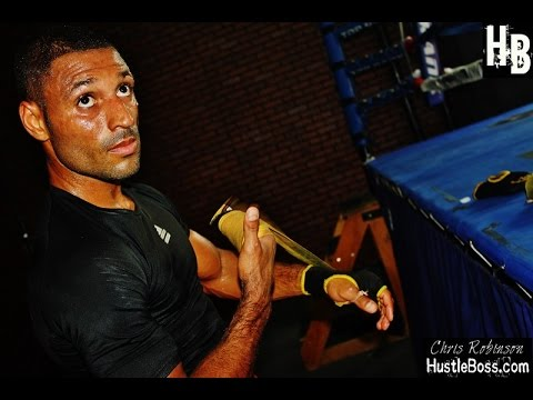 Exclusive interview with Kell Brook ahead of title clash vs Shawn Porter