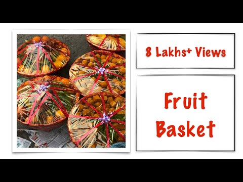 How-To Make a Fruit Basket