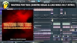 Waiting For This Tomorrowland 2017 Intro Dimitri Vegas Like Mike FLP REVIEW