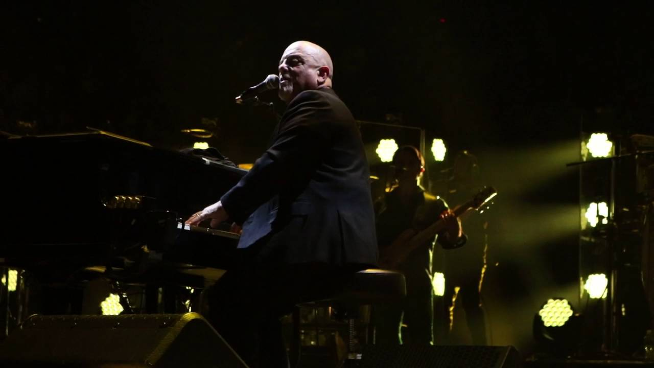 Billy Joel I Go To Extremes Live 6 17 2016 At Madison Square Garden Youtube