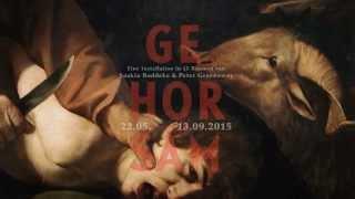 Gehorsam - Trailer zur Installation in 15 Räumen von Saskia Boddeke & Peter Greenaway