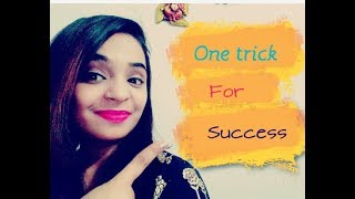 #success #how to stay on you resolution #easily  # only one trick#love yourself