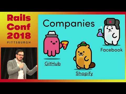 RailsConf 2018: The GraphQL Way: A new path for JSON APIs by Nick Quaranto