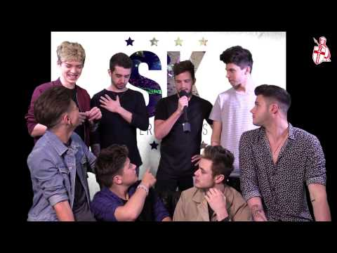 Stereo Kicks take the Express Quick-fire Quiz poster