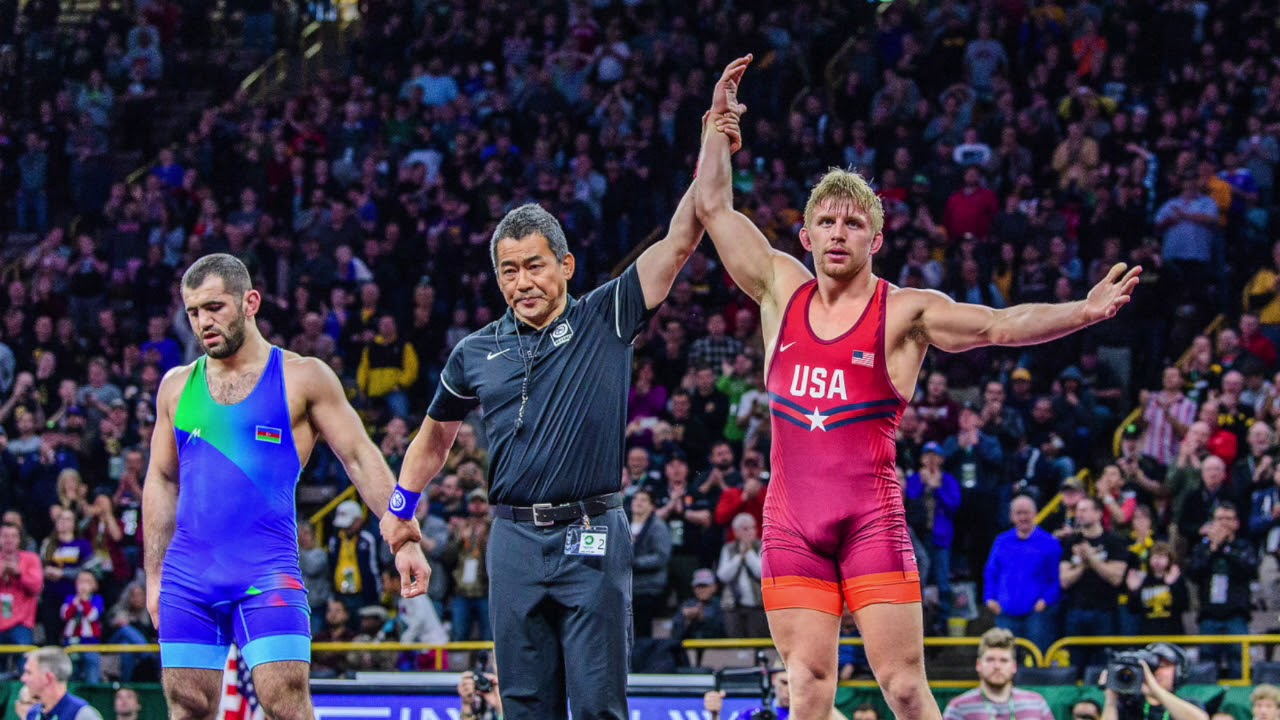 The Best Wrestlers In World At 79 Kilograms