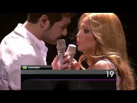 Eurovision  Winners of the 2011 AZERBAIJAN EllNikki - Running Scared