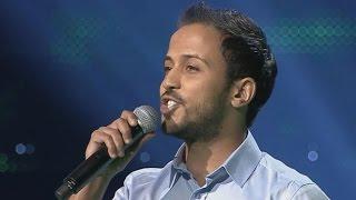 غسان بن ابراهيم - قالوا حبيبك مسافر - مرحلة الصوت وبس – MBCTheVoice