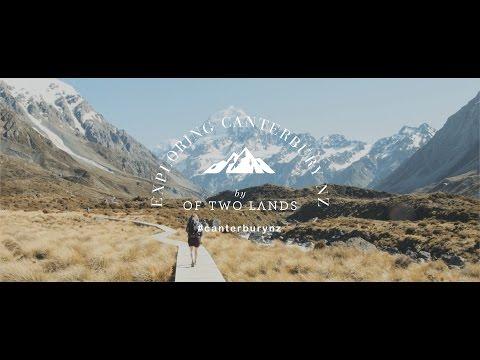 Exploring Canterbury NZ