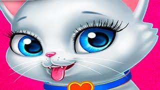 Мультики про котят Моя маленькая МИЛАЯ кошечка КАТЯ в парке НОВЫЕ Мультик для детей Игра для девочек