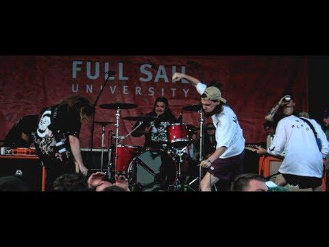 Knocked Loose - Full Set - 2017 Vans Warped Tour - Camden, NJ. - 07/07/17
