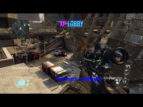Bo2 FREE OPEN XP LOBBY