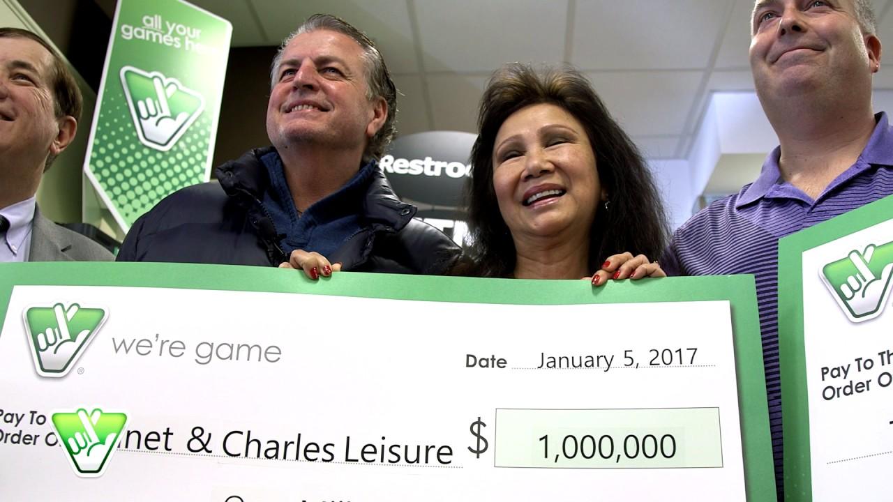 Virginia Beach Couple Wins $1 Million Playing Mega Millions
