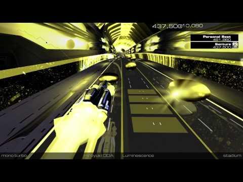 [Audiosurf 2]  Hiroyuki ODA - Luminescence - Mono Turbo
