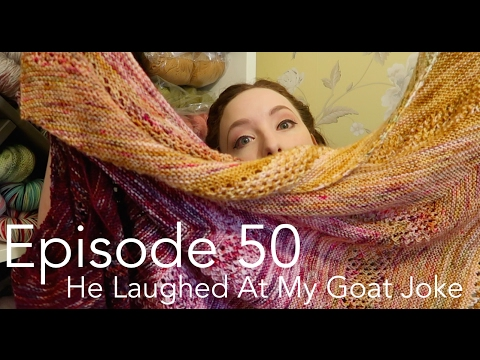 Episode 50 | He Laughed At My Goat Joke