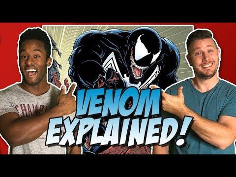 Who is Venom? Exploring Venom in the Marvel Comics