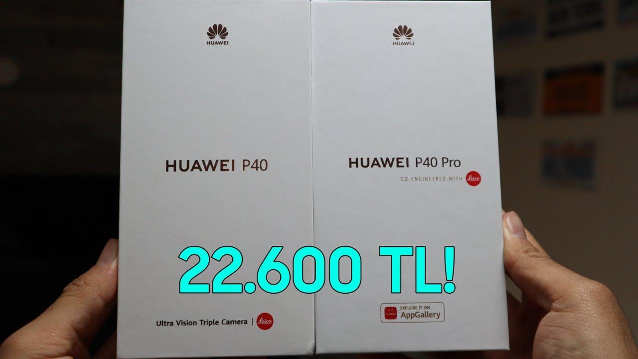 Huawei Mate 40 Pro vs Huawei P40 Pro