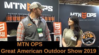 MTN OPS - Great American Outdoor Show 2019
