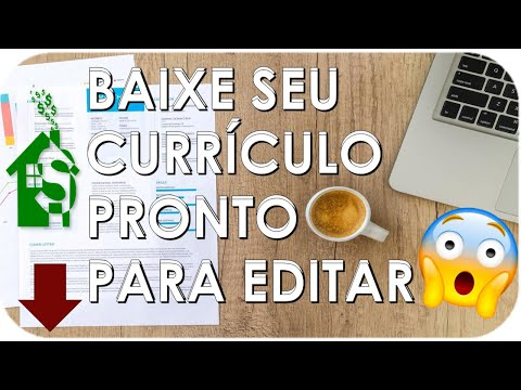 DICA 1  MODELO PRONTO DE CURRÍCULO PORQUÊ NÃO USAR? from YouTube · Duration:  2 minutes 38 seconds