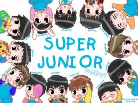 [Full Adio + DL] Super Junior- 4Jib- Bonamana