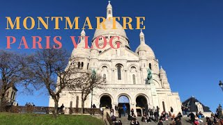 한적한 몽마르트 | 사랑해 벽, Sacré-Cœur 성…